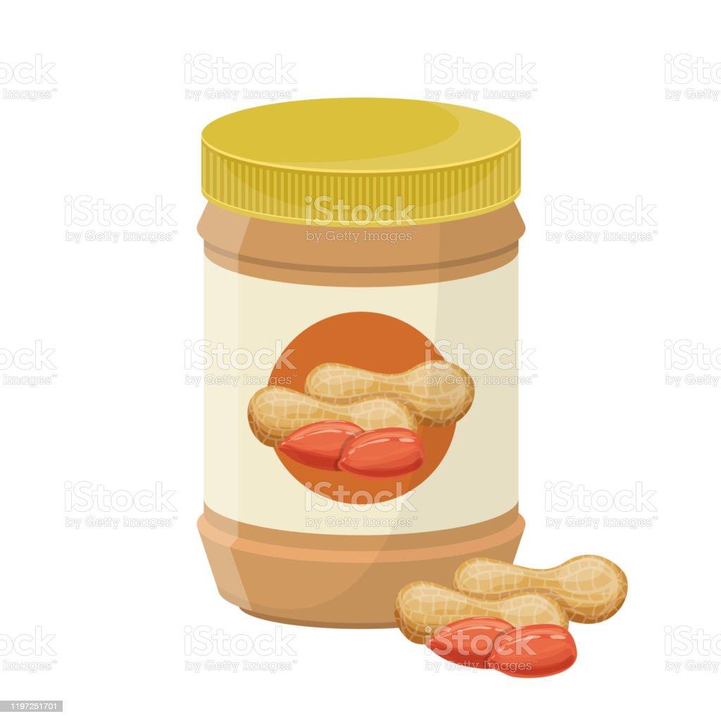Peanut Butter Jar Images, Stock Photos & Vectors | Shutterstock