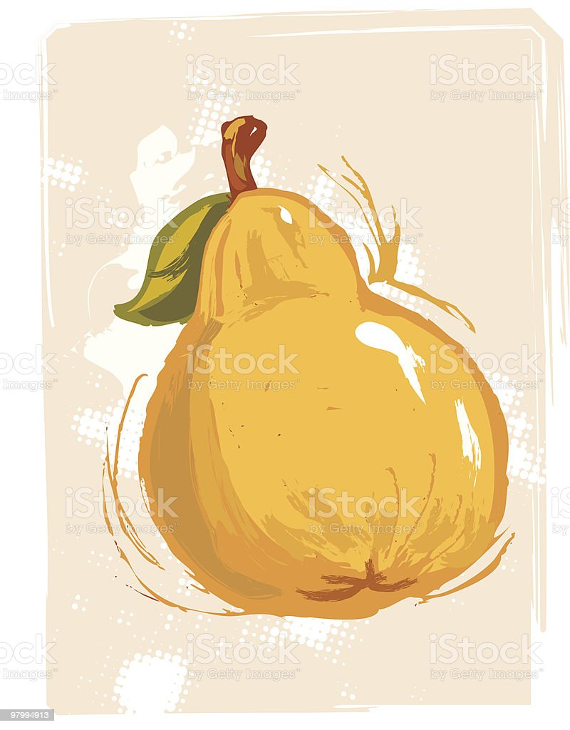 pear royalty-free pear stock vector art & more images of arrangement