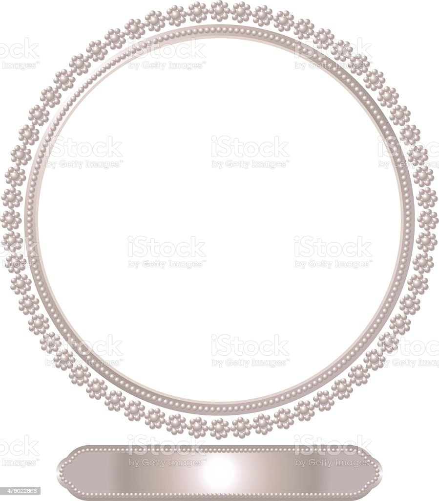 pearl frame stock vector art more images of 2015 479022868 istock