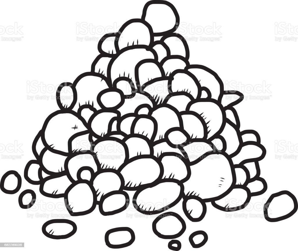 royalty free pile of rocks clip art vector images illustrations rh istockphoto com clip art rock star dude clip art rocks and stones