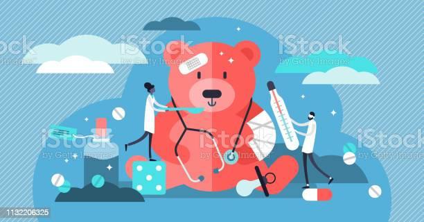 Pediatric vector illustration flat tiny kids doctor study persons vector id1132206325?b=1&k=6&m=1132206325&s=612x612&h=thng7m3oydtnw3r4kw9w5ske2qrm haxmd3qj6n4zje=