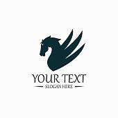 Pegasus, Flying, Horse, Animal