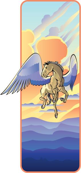 Pegasus Sunset