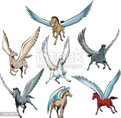 istock Pegasus 165736779
