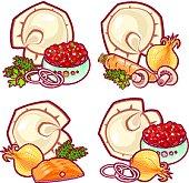 Pelmeni (Dumplings).