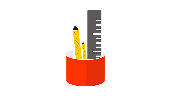 Pen and pencil stationery