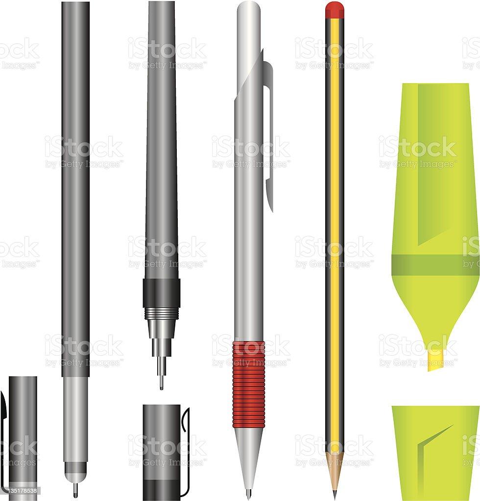 pen royalty-free pen stock vector art & more images of art
