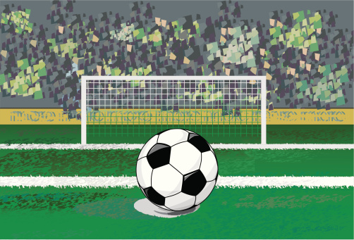 Penalty Kick Footbal - Soccer
