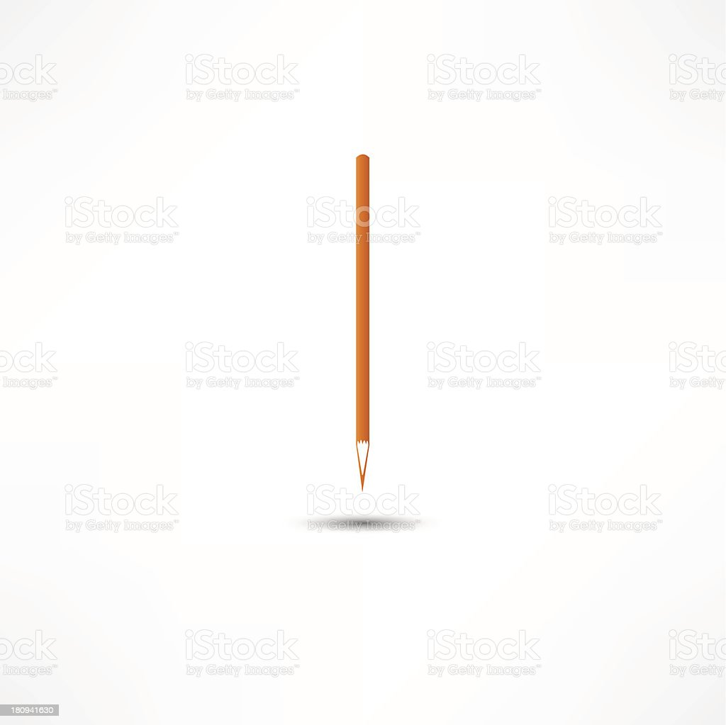 Pencil Icon royalty-free pencil icon stock vector art & more images of business