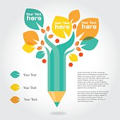 Vector design elements. Layered file EPS10