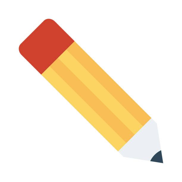 Bleistift – Vektorgrafik
