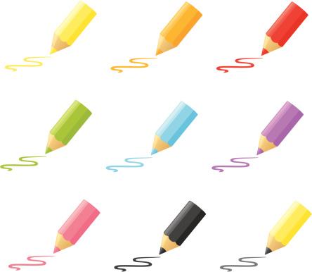 Pencils - incl. jpeg