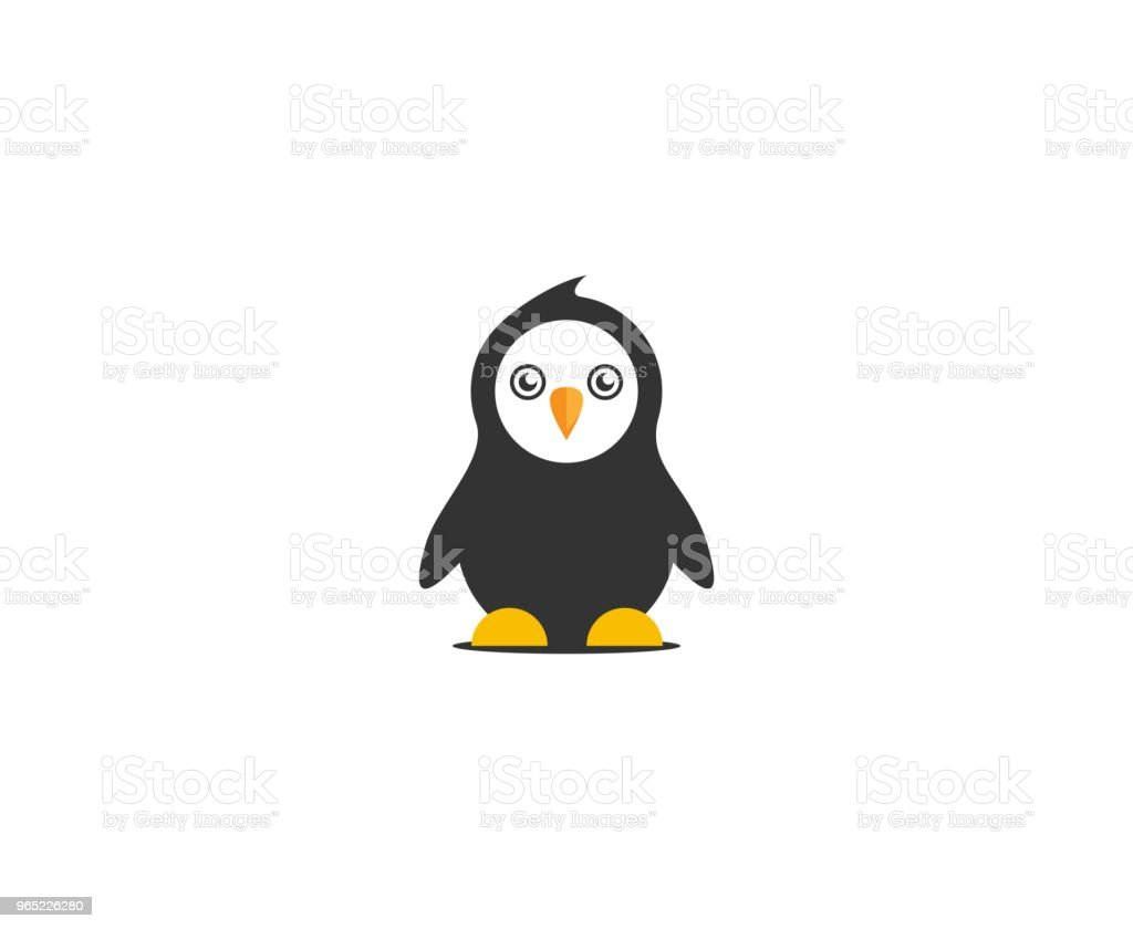 Penguin icon royalty-free penguin icon stock vector art & more images of abstract