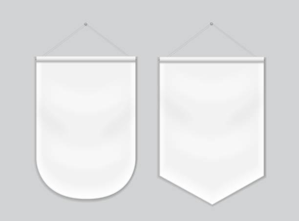 Wimpel Vektorgrafiken und Illustrationen - iStock
