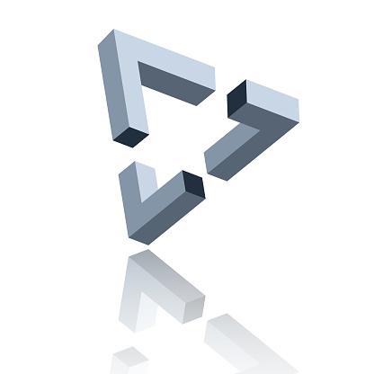 Penrose triangle