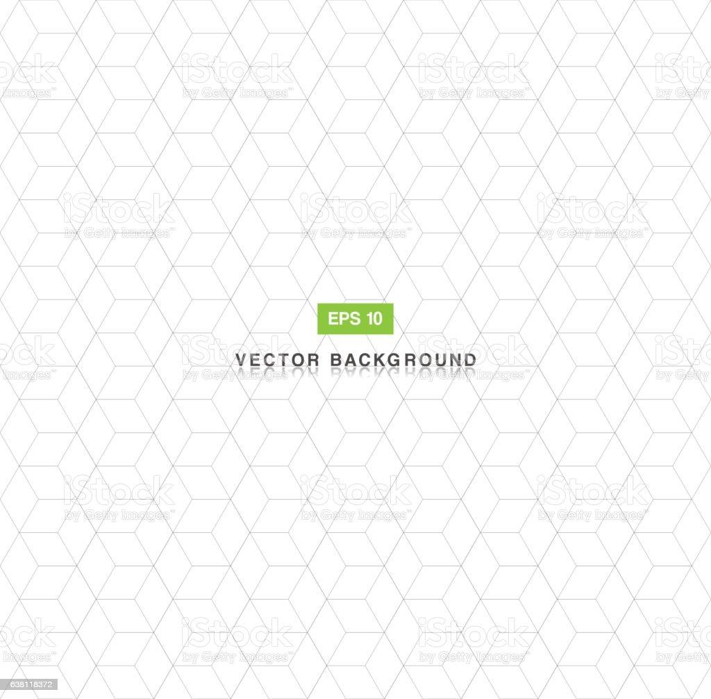 Pentagon seamless pattern abstarct background vector art illustration