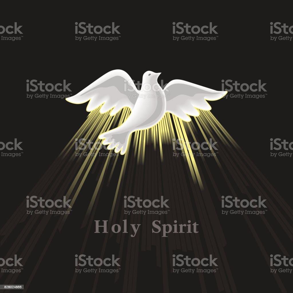 Pentecost Sunday Icon Stock Illustration   Download Image Now