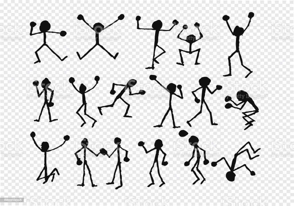 people activity  icons in illustration royalty-free people activity icons in illustration stock vector art & more images of art