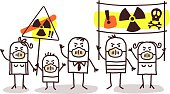 people against nuclear energy