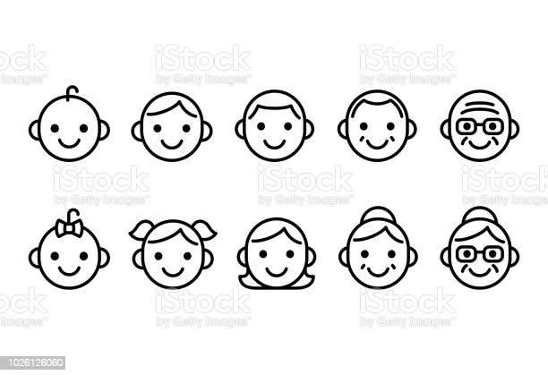 People ages icons vector id1026126060?b=1&k=6&m=1026126060&s=612x612&h=oez5wojv 5xfxahjy8ga9rfumyolx2izpxorqg25bji=