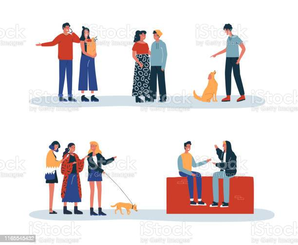 People and pets daily lifestyle activity isolated vector id1165545432?b=1&k=6&m=1165545432&s=612x612&h=fsfmeduxrl0es11hqpqvnvz6h13fqhzu7mxmowo a o=
