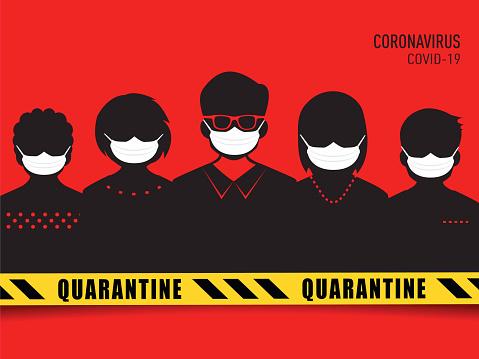 People and Virus Outbreak
