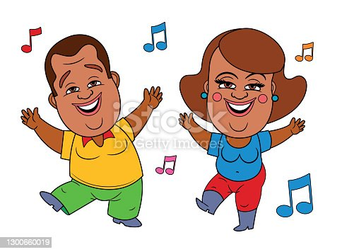 istock People are dancing 1300660019