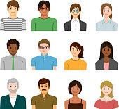 16 People avatars.