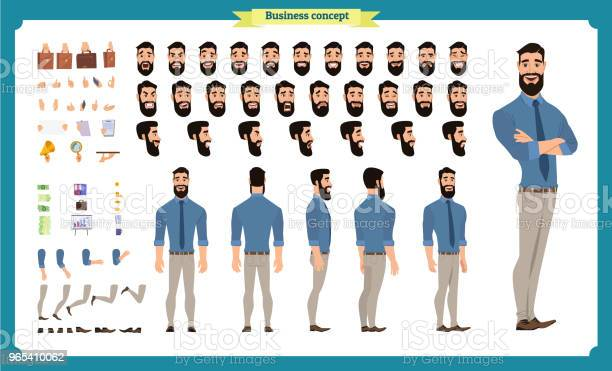 People character business set front side back view animated character vector id965410062?b=1&k=6&m=965410062&s=612x612&h=mewj9sz4l5ijgcr7k5hrjzsmwibug2 msfx2mq pwas=