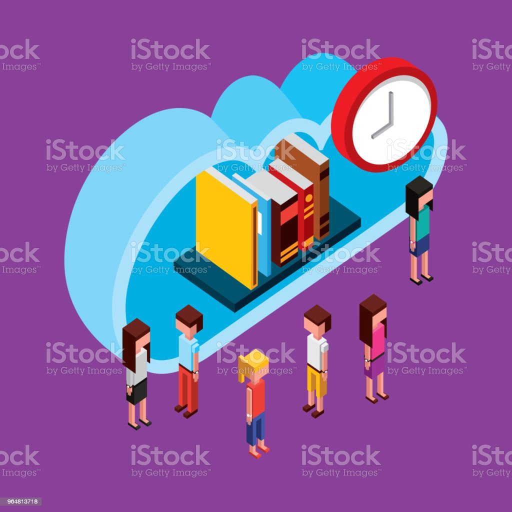 people cloud computing storage royalty-free people cloud computing storage stock vector art & more images of book