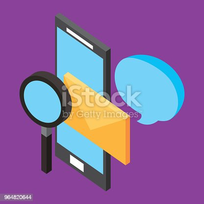 People Cloud Computing Storage Stock Vector Art & More Images of Analyzing 964820644