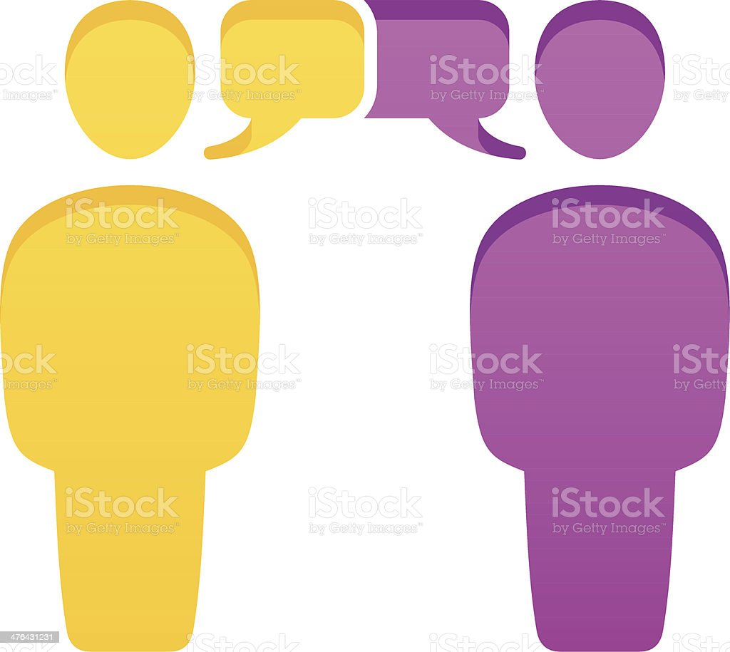 People communication royalty-free people communication stock vector art & more images of communication