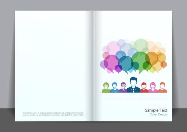 ilustraciones, imágenes clip art, dibujos animados e iconos de stock de diseño de la cubierta de la gente - reunión evento social