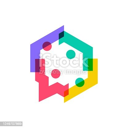 istock people family together human unity chat bubble vector icon 1249707869