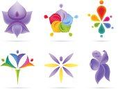 Concept Vector Illustration of People like a Flowershttp://bgfkiev.com/lb/People_LightBox_380px.jpg