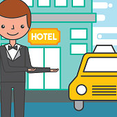 people hotel service