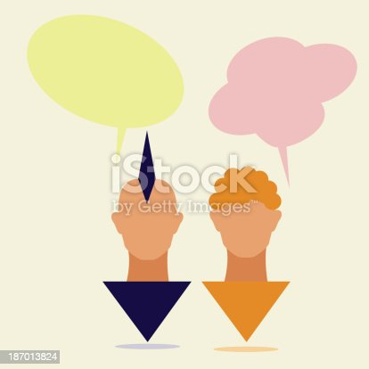 istock people icons with colorful dialog speech bubbles 187013824