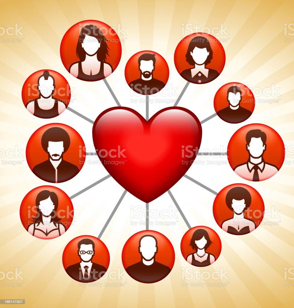 Dating-Website für Geschäftsleute