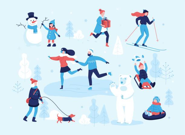 Schnee Clip Art - Royalty Free - GoGraph