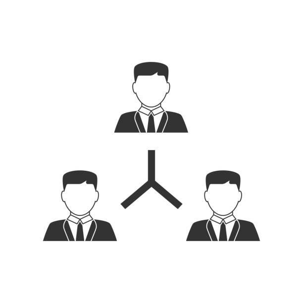 illustrations, cliparts, dessins animés et icônes de icône de réseau de contacts - twerk