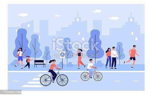 istock People on city street 1255801706