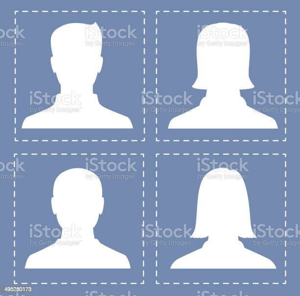 People profile silhouettes in white color vector id495280173?b=1&k=6&m=495280173&s=612x612&h=l lrrq94ko a3phebuuwjtuuxcxbkpd1tj h8wcrhgk=