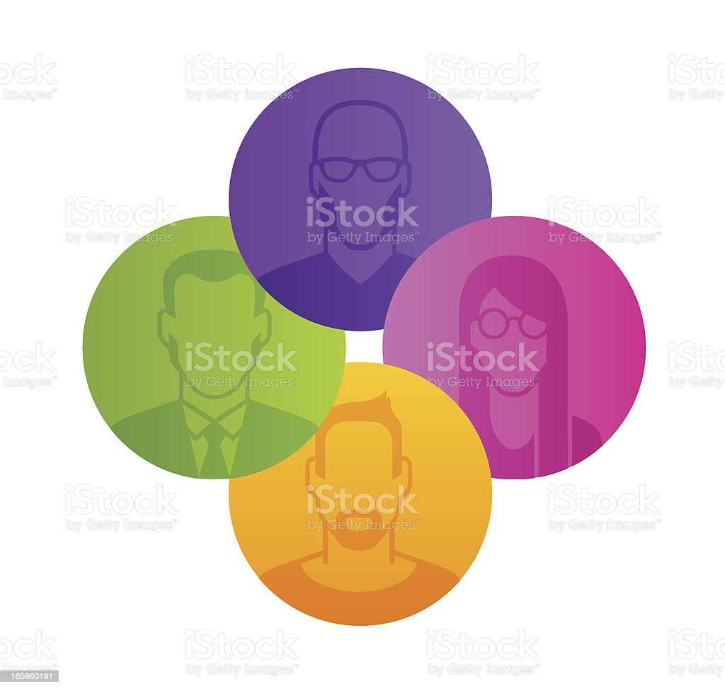 People Profile royalty-free people profile stock vector art & more images of adult