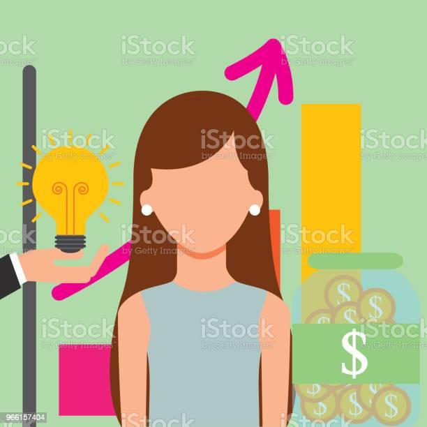 Mensen Geld Besparen Stockvectorkunst en meer beelden van Aspiraties
