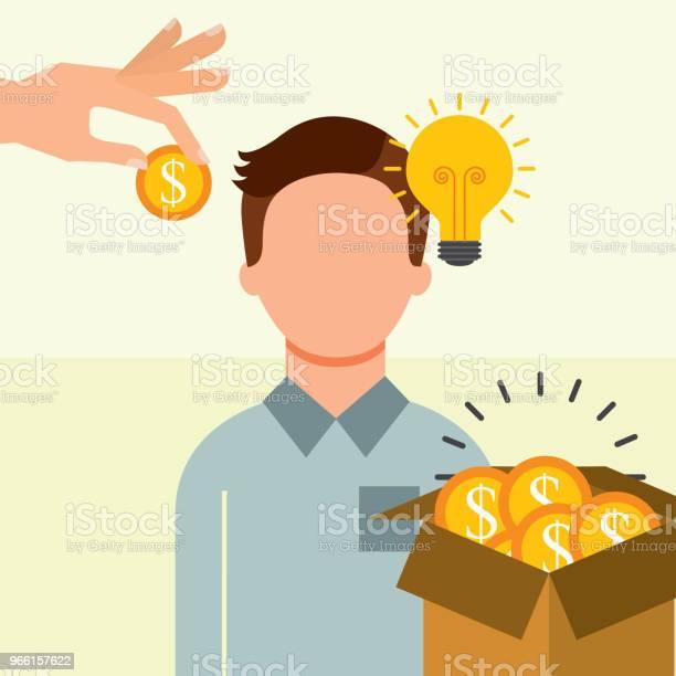 Människor Som Sparar Pengar-vektorgrafik och fler bilder på Amerikanska sedlar