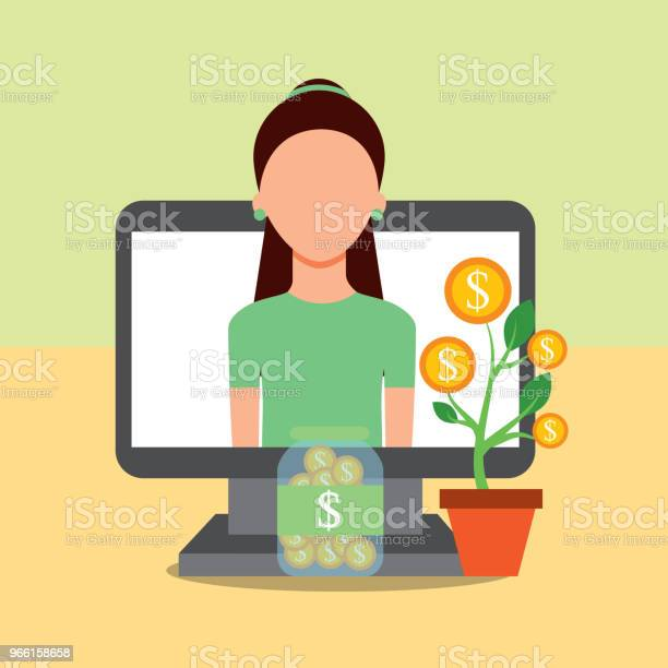 Människor Som Sparar Pengar-vektorgrafik och fler bilder på Akademikeryrke