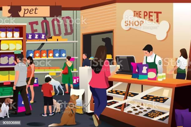 People shopping for their pets at pet shop vector id909306888?b=1&k=6&m=909306888&s=612x612&h=hyg7tneglw9 3cnpvx6dxir1tj zkrha3tuxeng0vua=