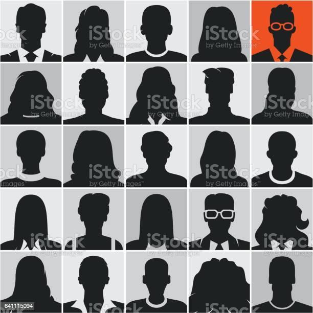 People silhouettes avatars vector id641115094?b=1&k=6&m=641115094&s=612x612&h=eyylmkpqmus95mb3xoaigkuharb2pzmyg3wea29uw6k=