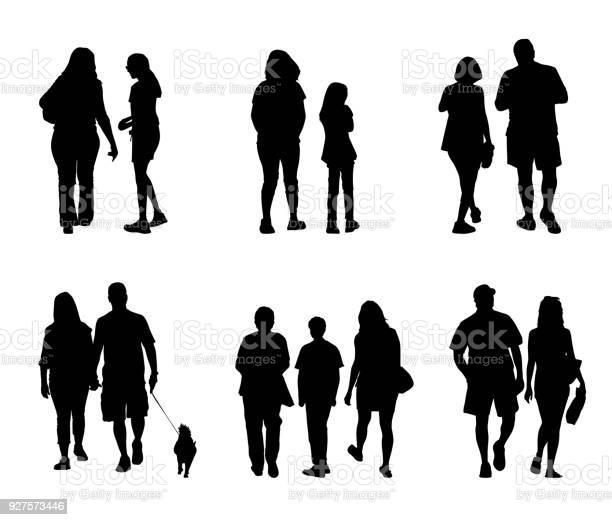 People silhouettes walking vector id927573446?b=1&k=6&m=927573446&s=612x612&h=uo34nodqt vocm2ylpfo8domtepdupakwvupyjkbrg8=