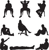People sitting in chairs and on the floorhttp://www.twodozendesign.info/i/1.png